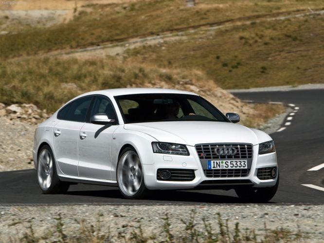 cars white cars Audi S5 luxury sport cars wallpaper