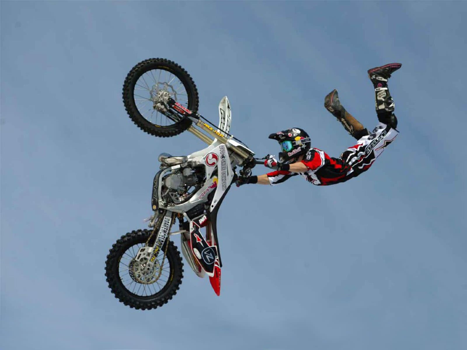 Freestyle Dirtbike Motocross Moto Bike Extreme Motorbike Dirt Wallpaper
