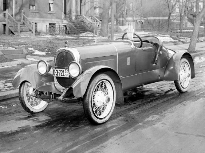 1920 Noma Model-1 Speedster retro wallpaper