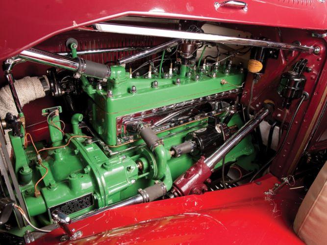 1929-32 Cord L-29 Phaeton Sedan luxury retro engine f wallpaper
