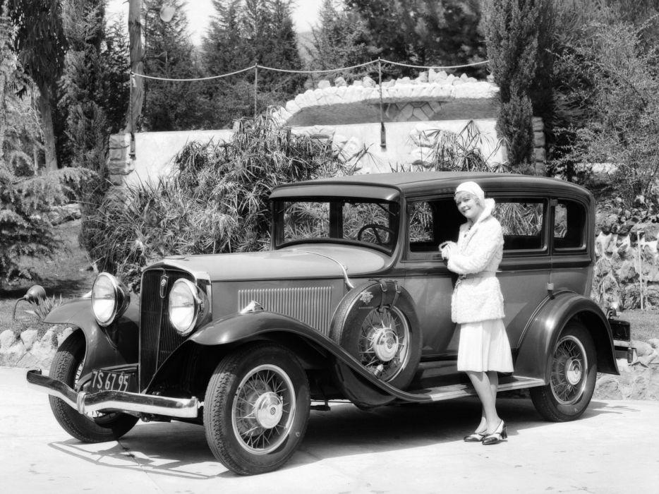 1931 Studebaker Commander Eight Regal Sedan (Series-70) retro   f wallpaper