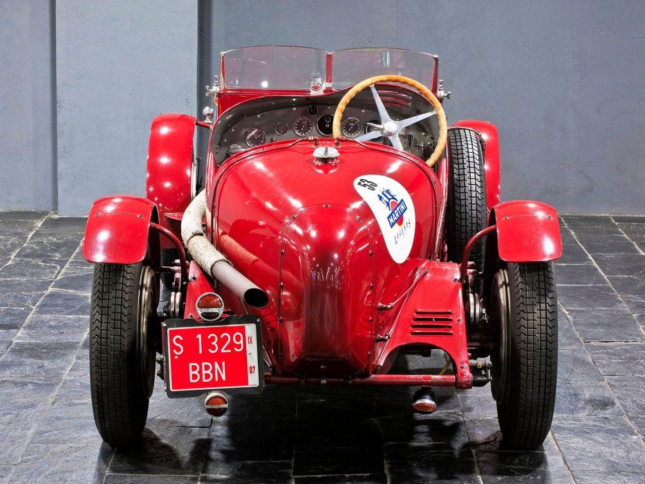 1931-33 Alfa Romeo 8-C 2300 Monza retro race racing  fs wallpaper