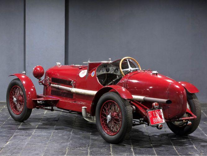 1931-33 Alfa Romeo 8-C 2300 Monza retro race racing n wallpaper
