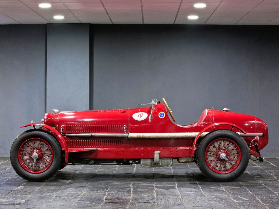 1931-33 Alfa Romeo 8-C 2300 Monza retro race racing  b wallpaper