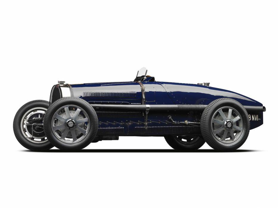 1931-34 Bugatti Type-51 Grand Prix Racing race  d wallpaper