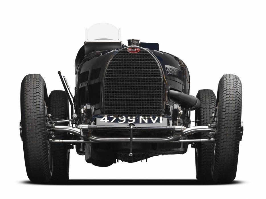 1931-34 Bugatti Type-51 Grand Prix Racing race      f wallpaper