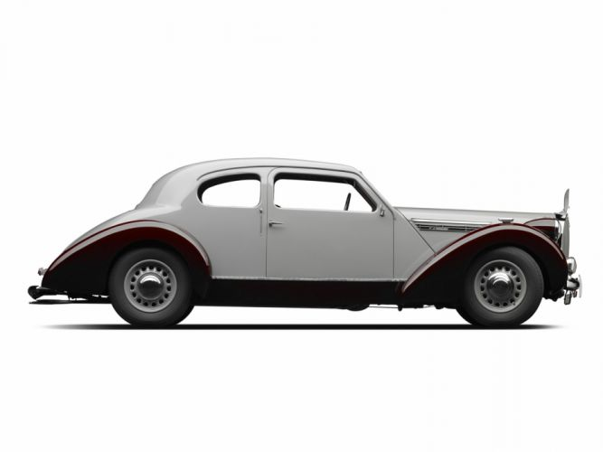1939 Voisin C30 S Coupe retro e wallpaper