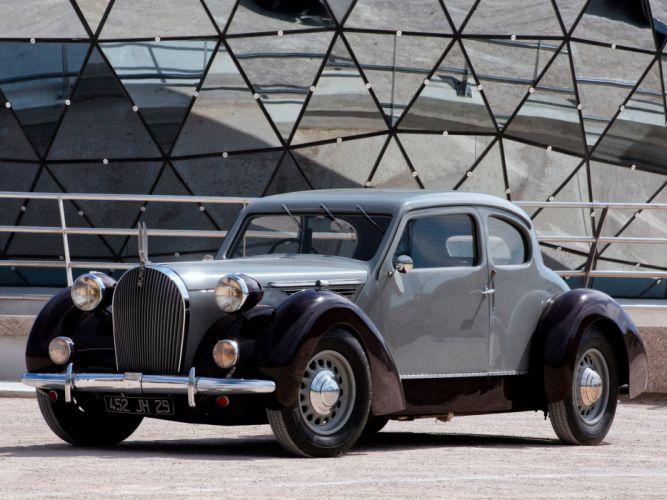 1939 Voisin C30 S Coupe retro e wallpaper
