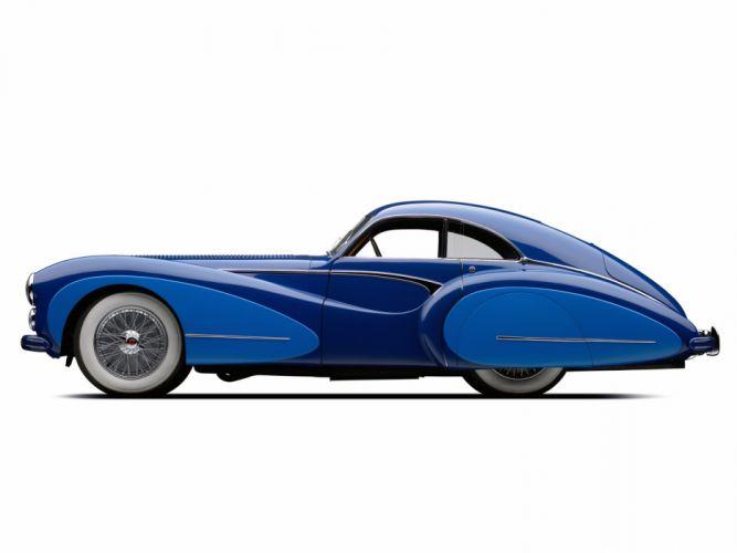 1948 Talbot-Lago T26 Grand Sport Coupe Saoutchik Talbot Lago retro e wallpaper