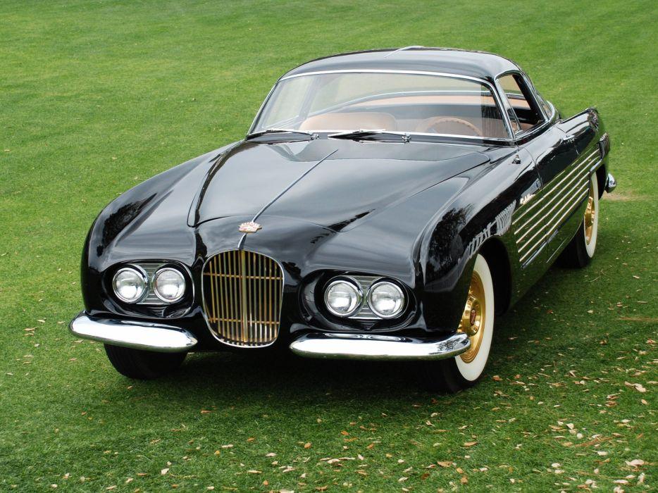 1953 Cadillac Series-62 Coupe retro luxury 6-2    hj wallpaper