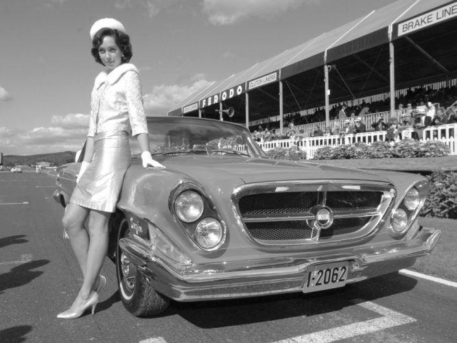 1962 Chrysler 300D wallpaper