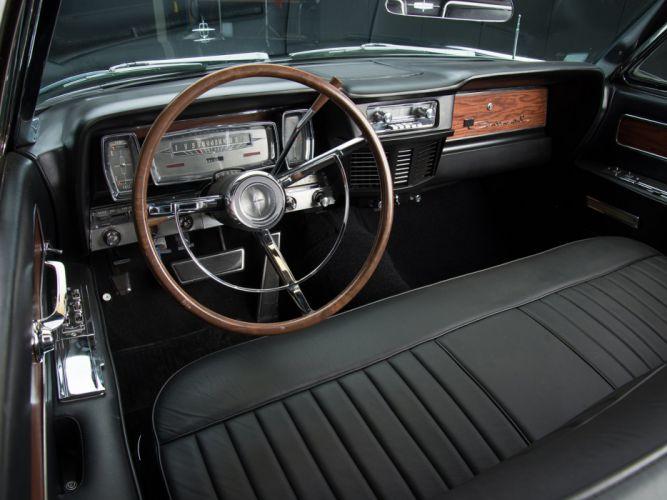 1963 Lincoln Continental Convertible luxury classic interior g wallpaper