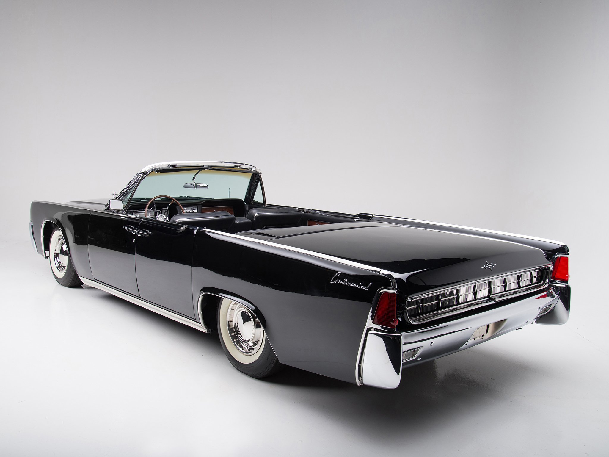 1963 lincoln continental convertible luxury classic f