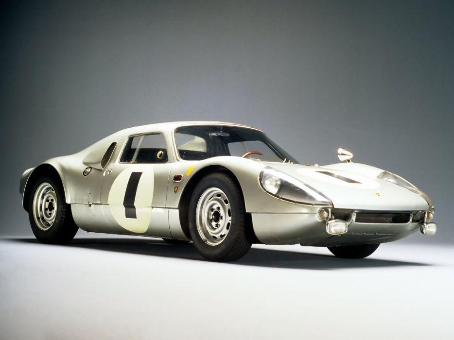 1963 Porsche 904 Carrera GTS supercar race racing     g wallpaper