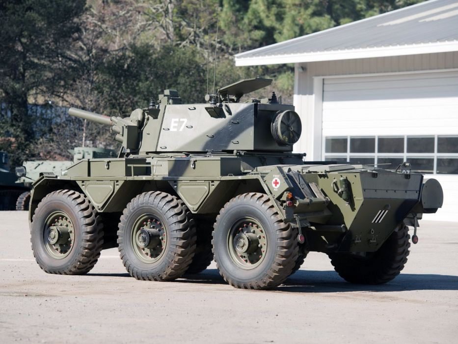 1967 Alvis Saladin Mk-II (FV-601C) apc military classic weapon gun 6x6    g wallpaper
