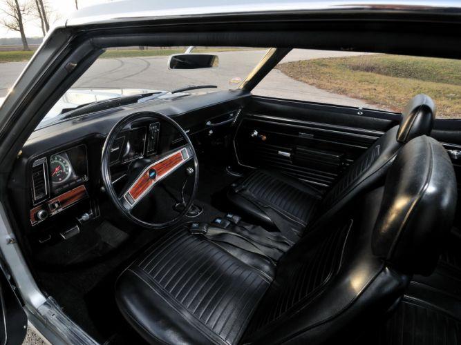 1969 Chevrolet Camaro L72 427 425HP COPO muscle classic interior e wallpaper