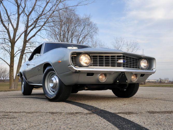 1969 Chevrolet Camaro L72 427 425HP COPO muscle classic fs wallpaper