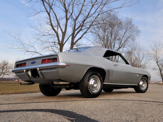 1969 Chevrolet Camaro L72 427 425HP COPO muscle classic f wallpaper