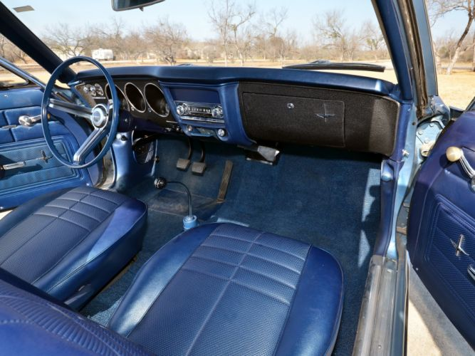 1969 Chevrolet Corvair Monza Sport Coupe (10537) classic interior f wallpaper