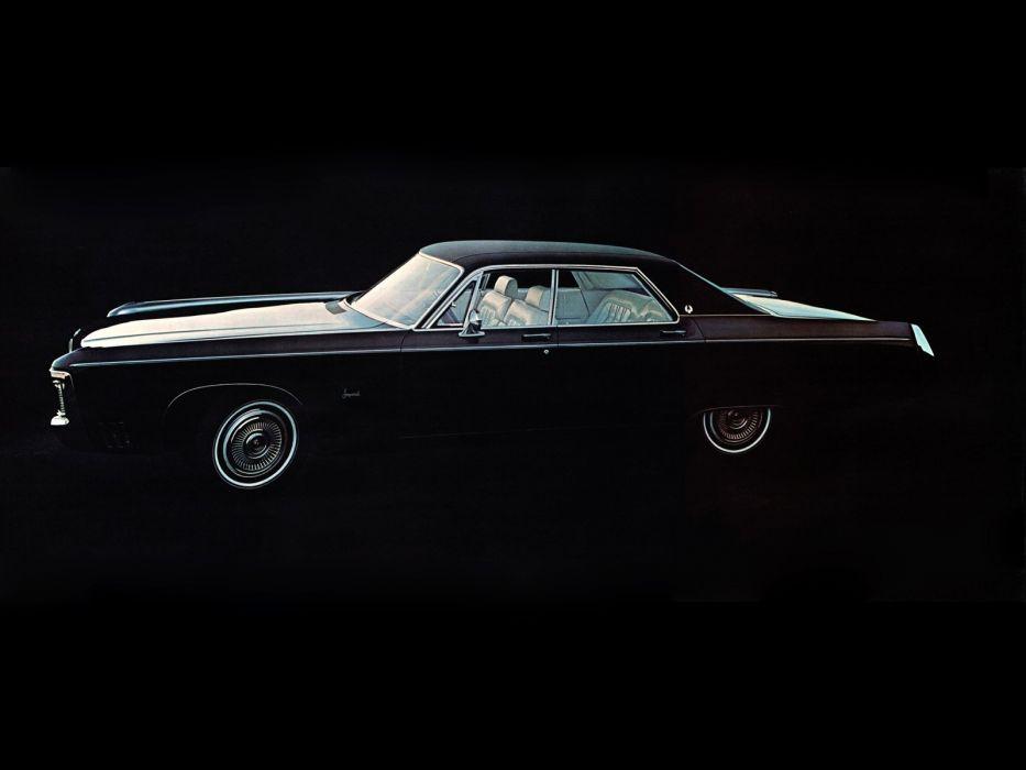1969 Chrysler Imperial LeBaron 4-door Hardtop (EY-HYM43) classic   g wallpaper