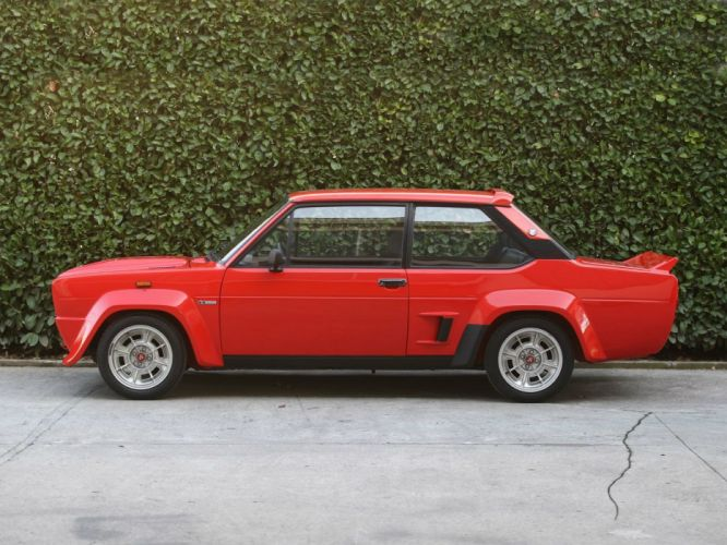 1976-78 Fiat Abarth 131 Rally race racing classic g wallpaper