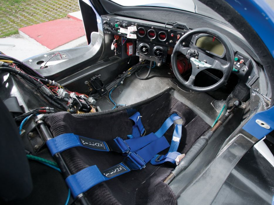 1988-90 Aston Martin AMR1 le-mans race racing interior   g wallpaper