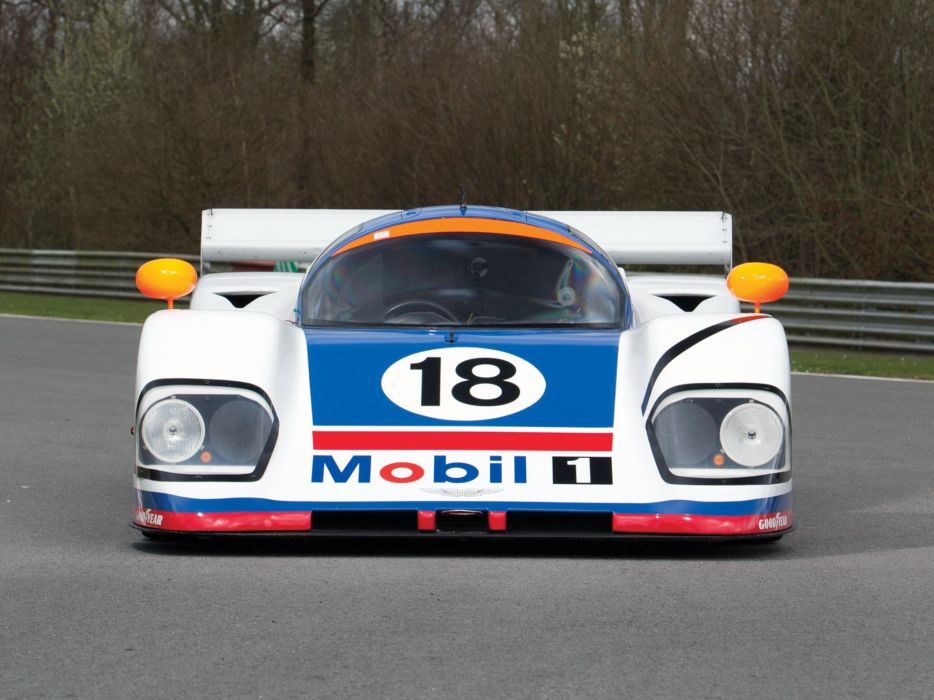 1988-90 Aston Martin AMR1 le-mans race racing   h wallpaper