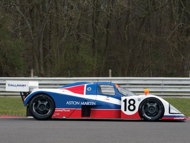 1988-90 Aston Martin AMR1 le-mans race racing f wallpaper