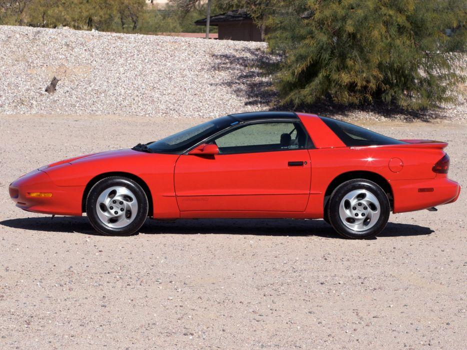 1993 Pontiac Firebird Trans-Am muscle trans  h wallpaper