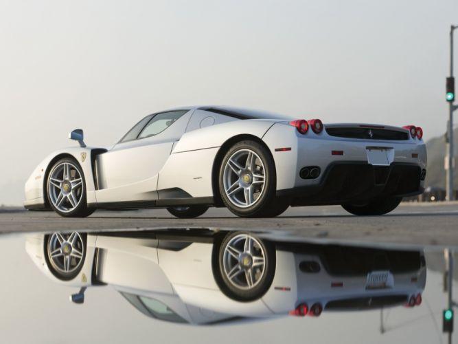 2002-04 Ferrari Enzo US-spec supercar f wallpaper