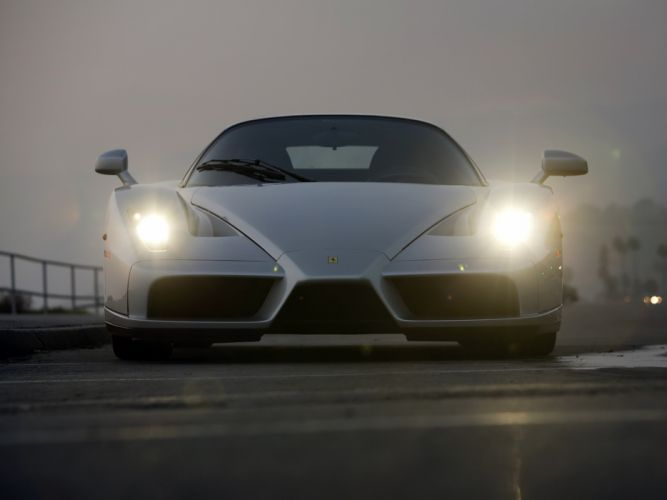 2002-04 Ferrari Enzo US-spec supercar e wallpaper