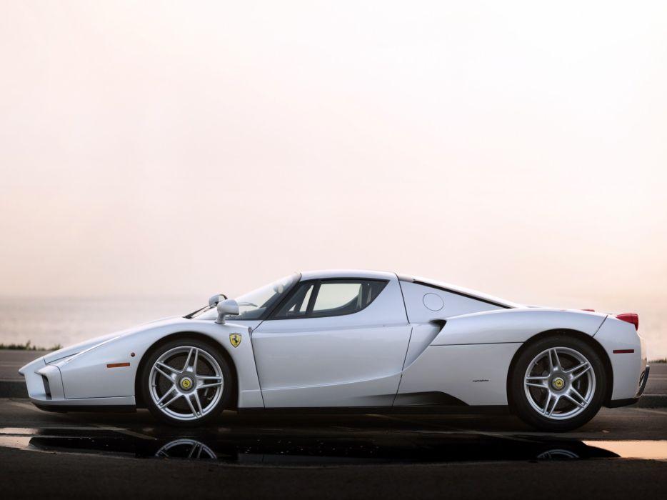 2002-04 Ferrari Enzo US-spec supercar   g wallpaper