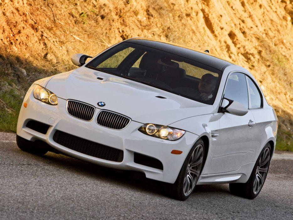 2007-13 BMW M-3 Coupe US-spec (E92 3 wallpaper