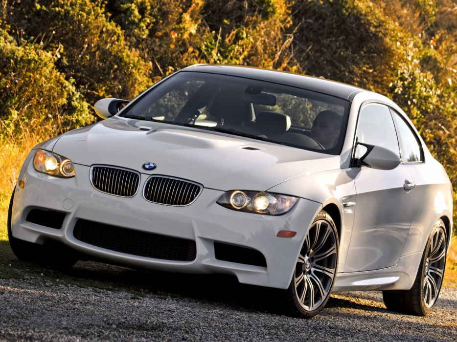 2007-13 BMW M-3 Coupe US-spec (E92 h wallpaper