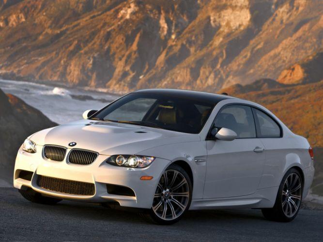 2007-13 BMW M-3 Coupe US-spec (E92 gf wallpaper