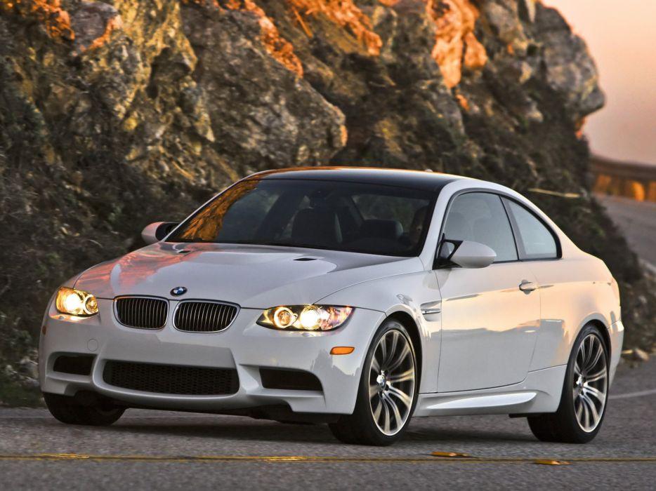 2007-13 BMW M-3 Coupe US-spec (E92  k wallpaper