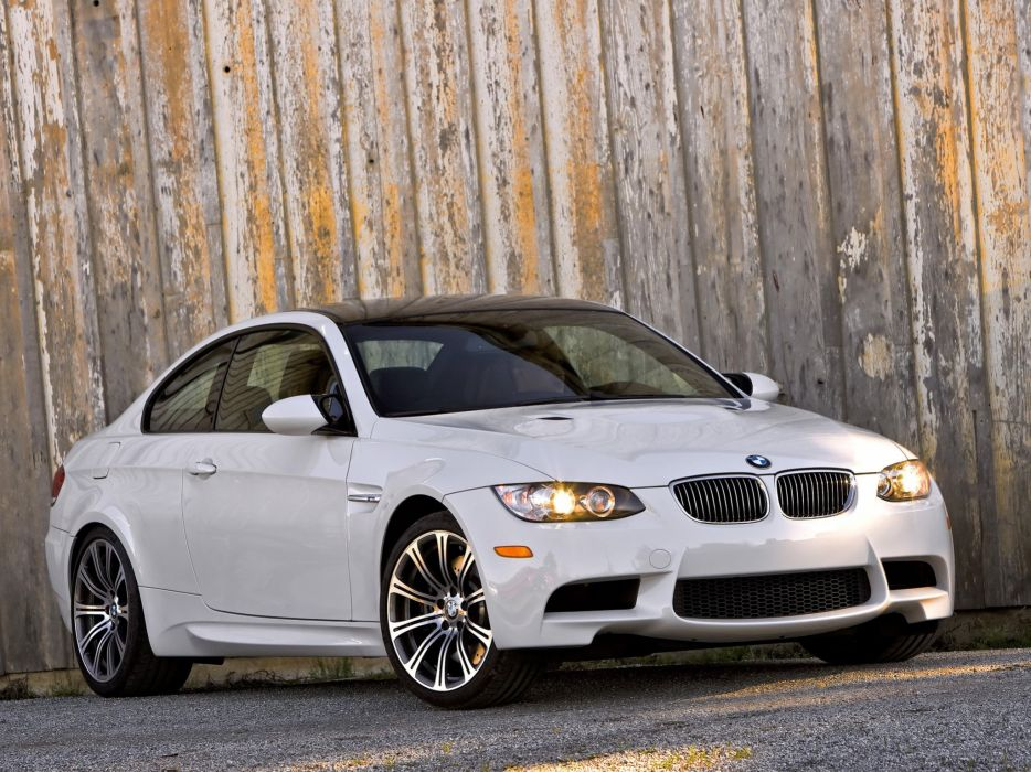 2007-13 BMW M-3 Coupe US-spec (E92  hf wallpaper