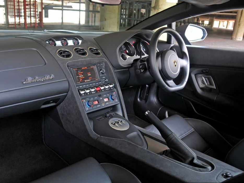 2012 Lamborghini Gallardo Lp550 2 Mle Supercar Interior G Wallpaper