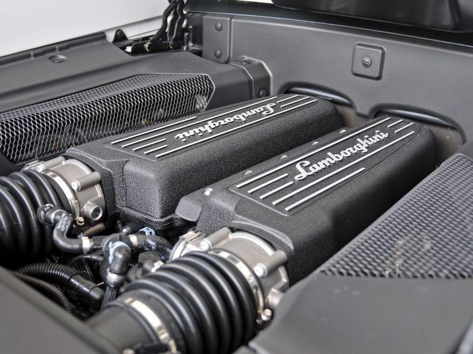2012 Lamborghini Gallardo LP550-2 MLE supercar engine    g wallpaper