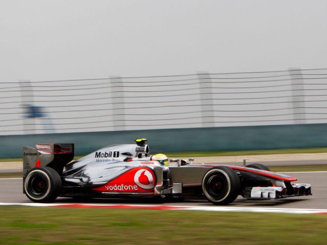 2012 McLaren Mercedes Benz MP4-27 F-1 formula race racing n wallpaper
