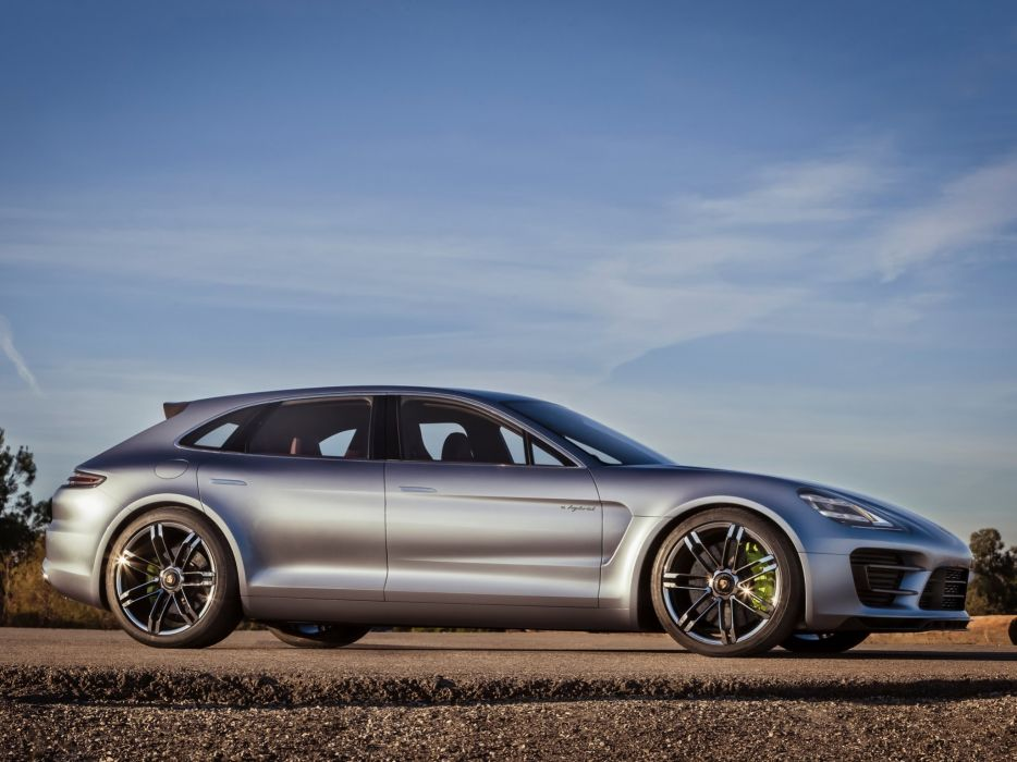 2012 Porsche Panamera Sport Turismo Concept  n wallpaper