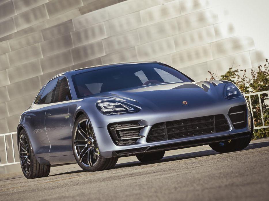 2012 Porsche Panamera Sport Turismo Concept    h wallpaper