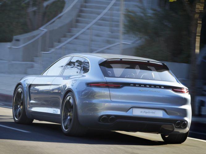 2012 Porsche Panamera Sport Turismo Concept gf wallpaper