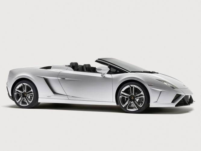 2013 Lamborghini Gallardo LP560-4 Spyder supercar f wallpaper