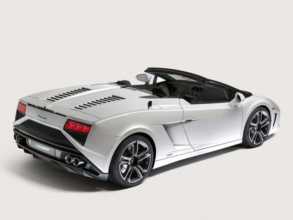 2013 Lamborghini Gallardo LP560-4 Spyder supercar      ff wallpaper