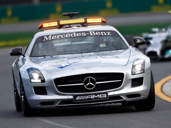 2013 Mercedes Benz SLS 6-3 AMG G-T F-1 Safety (C197) formula supercar race racing g wallpaper