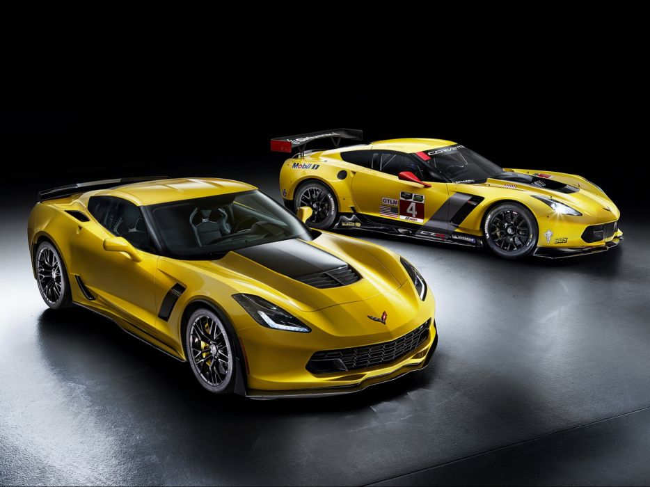 2013-14 Chevrolet Corvette C-7 supercar 2013 2014 race racing   g wallpaper