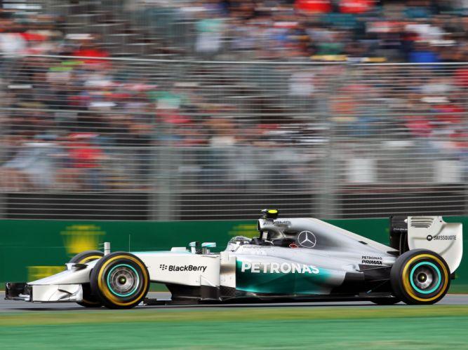 2014 2014 Mercedes AMG F-1 W05 formula race racing g wallpaper