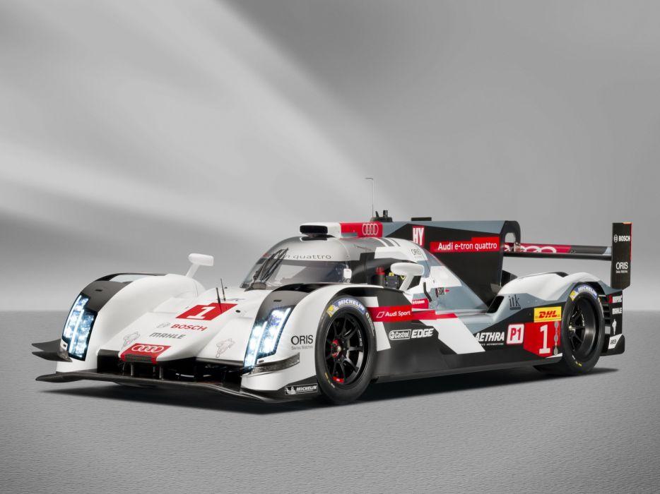 2014 Audi R18 e-Tron quattro le-mans race racing      g wallpaper