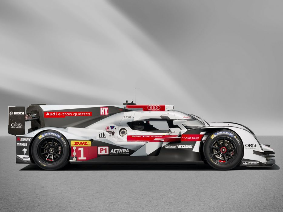 2014 Audi R18 e-Tron quattro le-mans race racing   g wallpaper